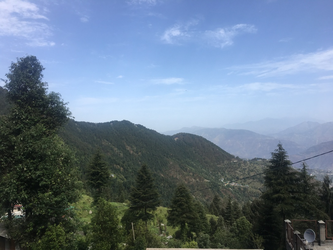 Dalhousie mountains